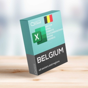 Belgium Companies Databases Download