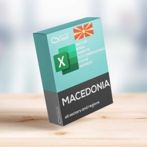 MACEDONIA Companies Databases Download