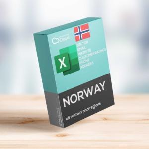 Norway Companies Databases Download